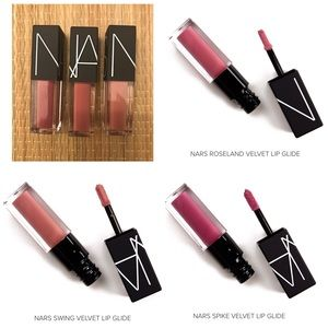 NARS Lip Glide Trio Bundle